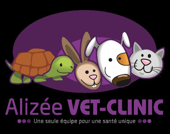 LOGO Alizee Vet - Clinique vétérinaire Paris 14ème